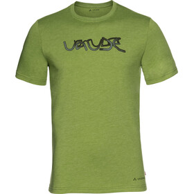 VAUDE Cyclist III T-Shirt Men green pepper